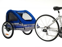 Schwinn Trailblazer Double Bicycle Trailer