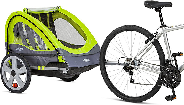 Instep Quick and Easy Bike Trailer Reviews