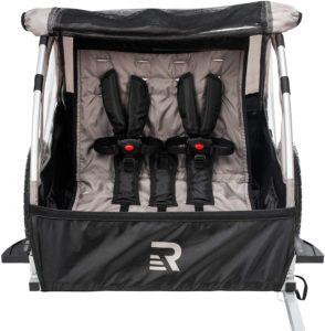 Retrospec Rover Kids Bicycle Trailer Seats